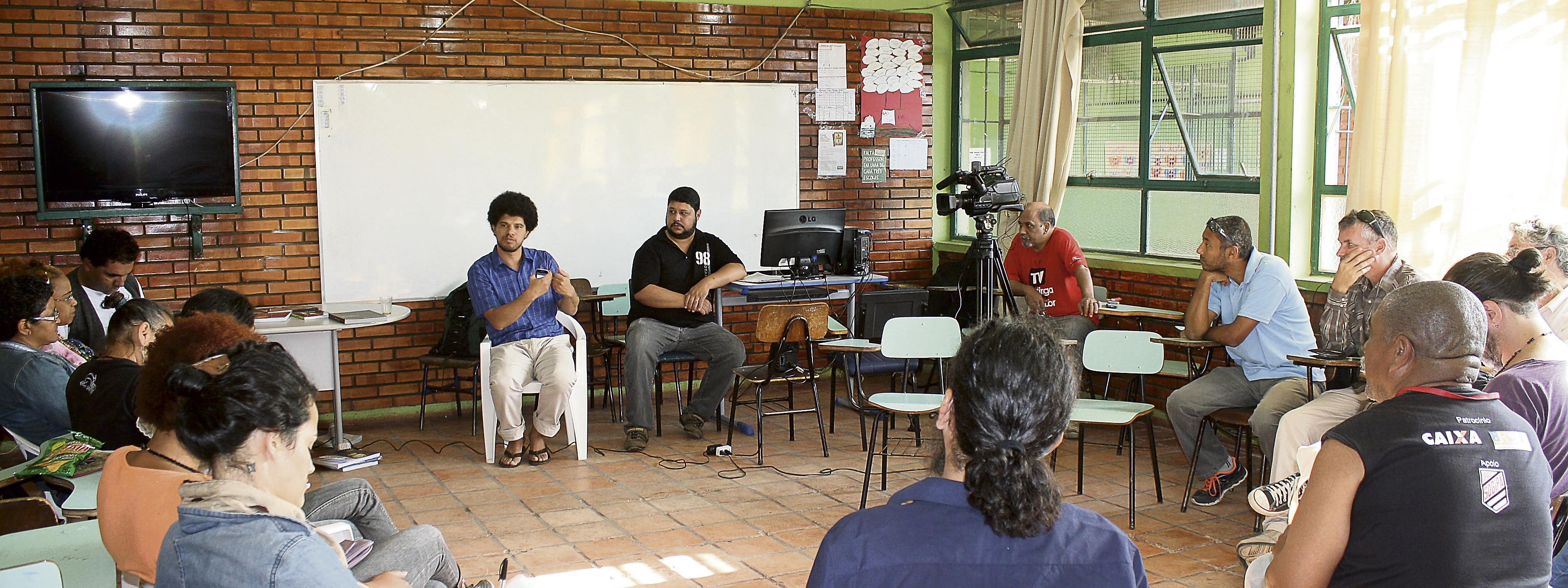 Grupo discute o presente e o futuro da cultura na região