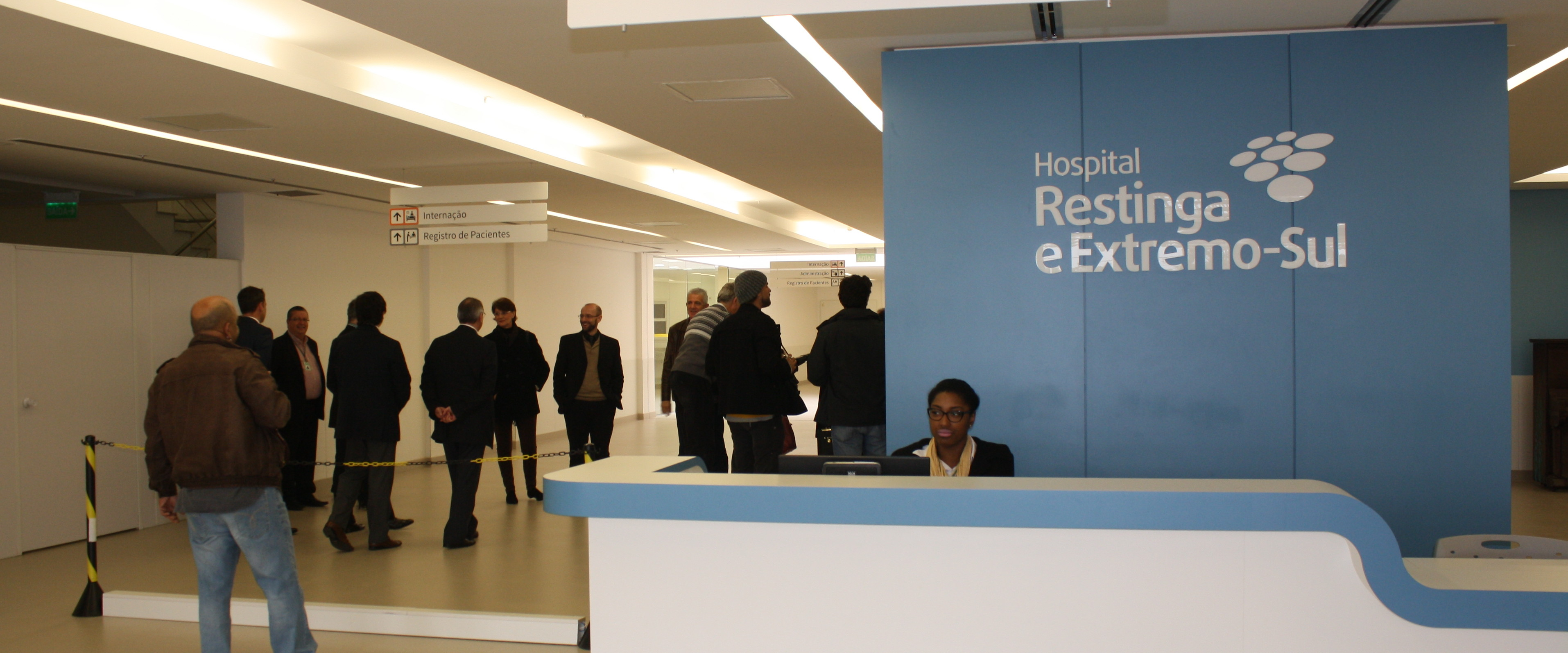 Hospital completa um ano de atividades na Restinga