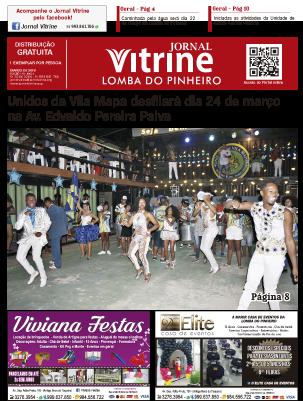 Jornal Vitrine Lomba do Pinheiro – Edição 19