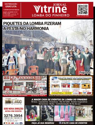 Jornal Vitrine Lomba do Pinheiro – Edição 16