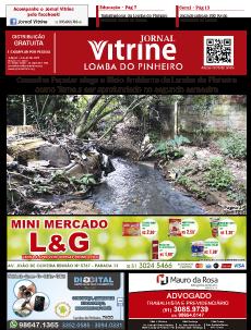 Jornal Vitrine Lomba do Pinheiro – Edição 14