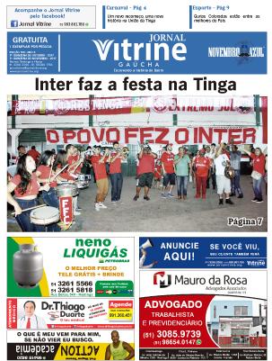 Edição 189 – Segunda Quinzena de Outubro
