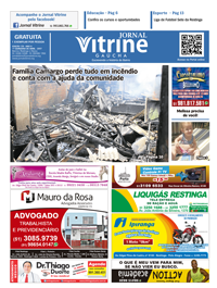 Edição 178 – Primeira quinzena de abril