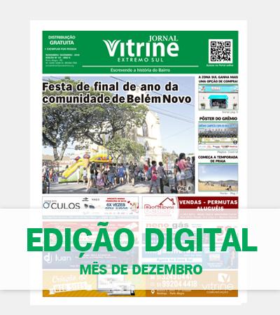 Jornal Vitrine Extremo sul