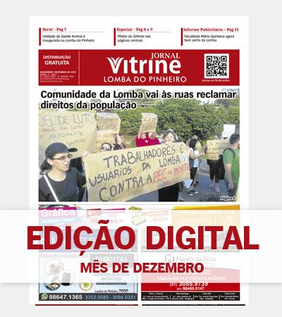 Jornal Vitrine Lomba do Pinheiro
