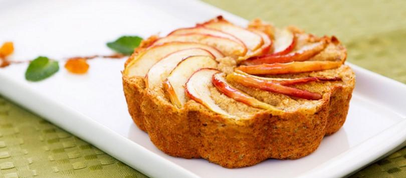 bolo-maçã