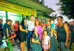 O prefeito Nelson Marchezan Júnior e o secretário municipal de Saúde, Pablo Stürmer, visitaram nesta quinta-feira (20) a Unidade de Saúde Moradas da Hípica, no bairro Aberta dos Morros. Desde a segunda semana de janeiro deste ano, o posto funciona no horário estendido, das 7h às 19h. A unidade atende cerca de 11.500 mil pessoas da região.